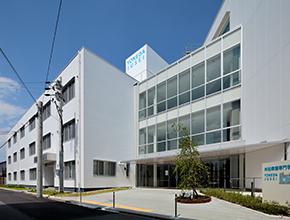 米田柔整専門学校の写真