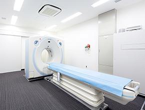 CT装置の写真